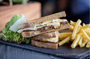 Prime And Toast Restaurant Al Bidaa in kuwait