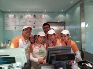 Pinkberry Restaurant - Jabriya in kuwait