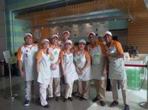 pinkberry-restaurant-salmiya in kuwait