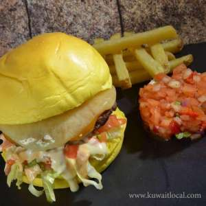 Texas Burger And Pasta in kuwait