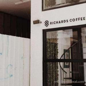 Richards Coffee Bar in kuwait