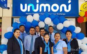 Unimoni Exchange Khaitan in kuwait