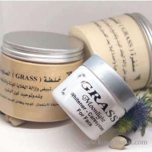 Grass Hand Made Soap in kuwait