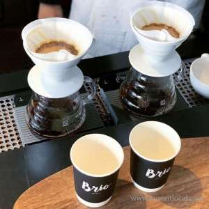Brio Coffee Co Cafee in kuwait