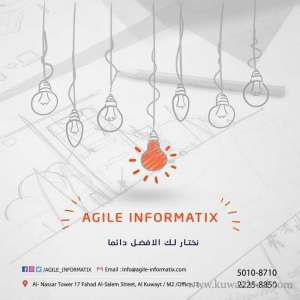 Agile Informatix Marketing in kuwait