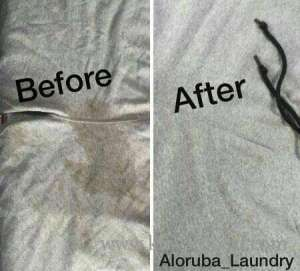 Aloruba Laundry in kuwait