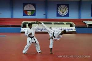 Shito Ryu School Of Karate Abbassiya SMCA Hall in kuwait