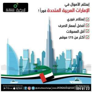 Al Mulla Exchange Fintas Street 1 in kuwait