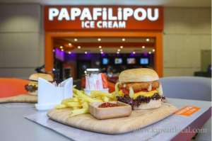 Papafilipou Ice Cream in kuwait