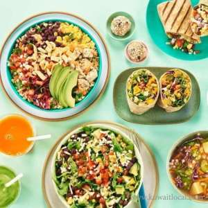 Freshii Restaurant Kuwait City in kuwait