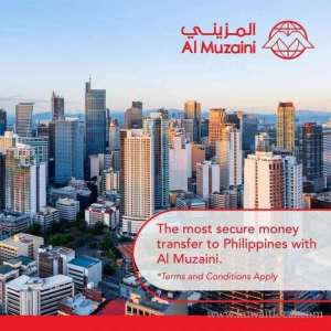 Al Muzaini Exchange Farwaniya Block 3 in kuwait