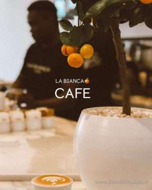 La Bianca Cafe Coffee Shop in kuwait