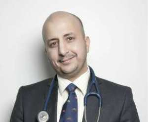 Doctor Samer Ashour General Practitioner in kuwait