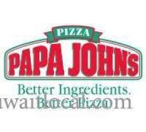 Papa Johns - Merqab in kuwait