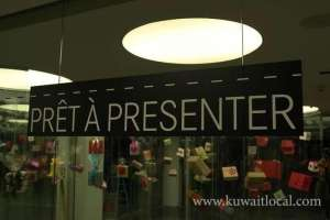 Pret A Presenter in kuwait