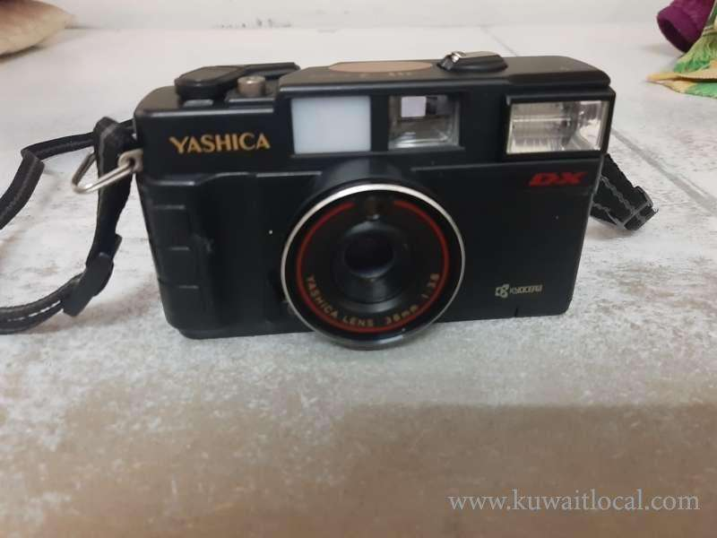 sale-for-yasica-camera-15-kd-only-kuwait