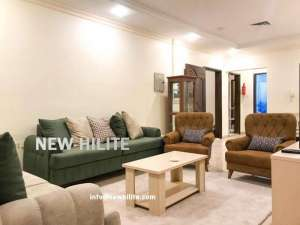 furnished-sea-view-three-bedroom-apartment-in-salmiya in kuwait