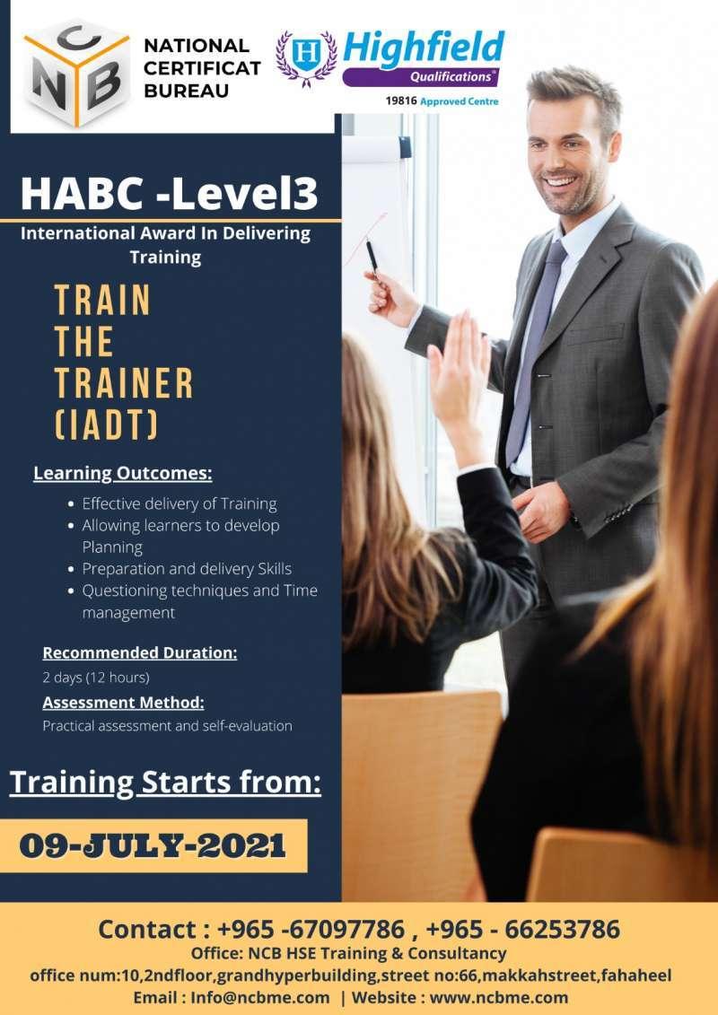 habc-iadt-train-the-trainer-kuwait