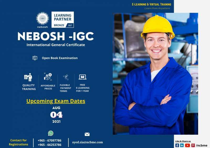 nebosh-igc-open-book-examination-training-in-kuwait-1-kuwait