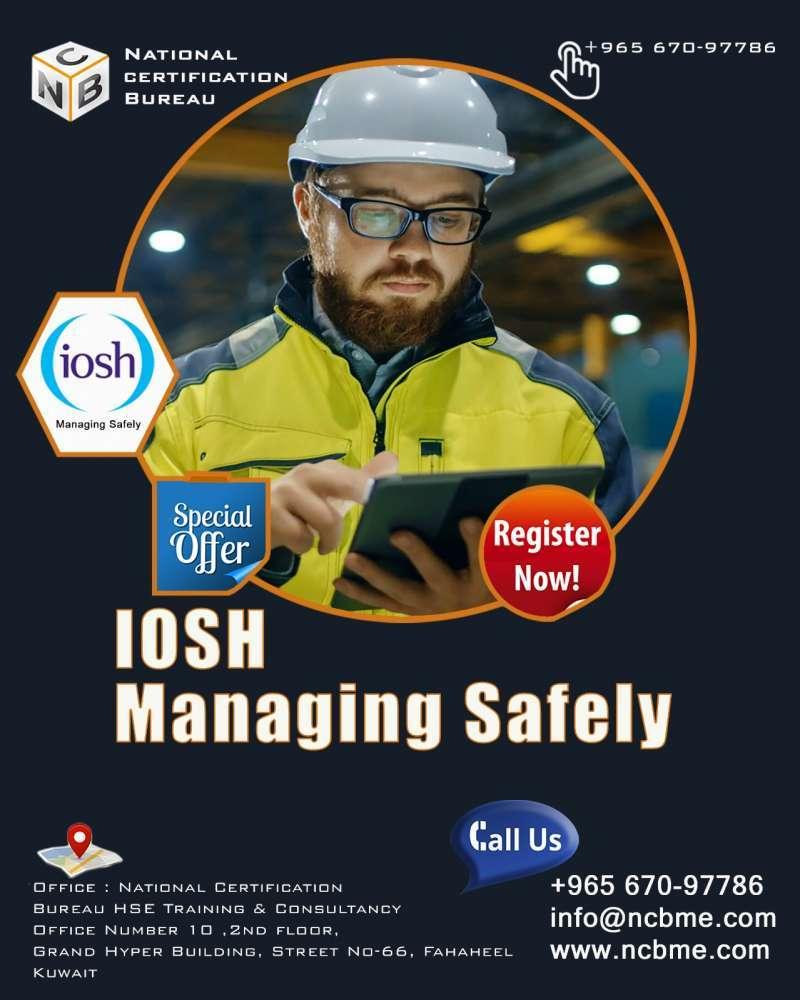iosh-managing-safely-course-in-kuwait-1-kuwait