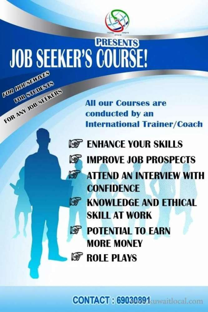 course-for-job-seekers-kuwait