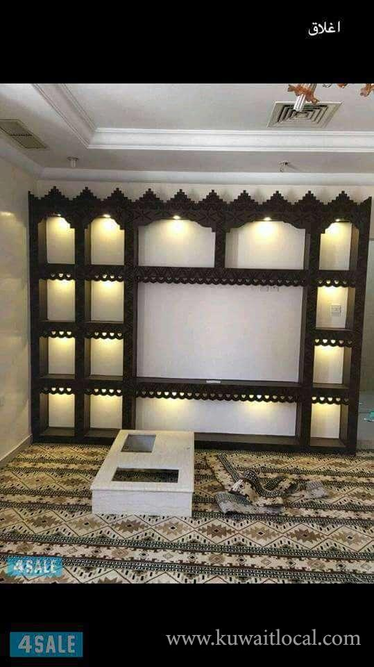 All-type-gyps-and-gypsum-board-work-call-Raju-Hindi-90915573-kuwait