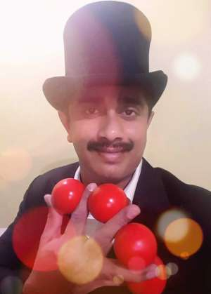 PROFESSIONAL MAGIC SHOWS FOR BIRTHDAY PARTIES AND ALL OCCASIONS in kuwait