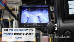 how-techniques-of-fork-view-camera-system-improve-warehouse-safety in kuwait