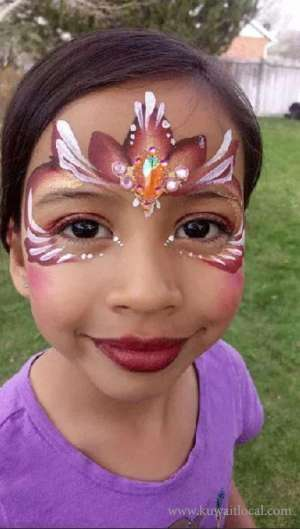 Event Planner - Kids Activities: Face Painting, Henna, Nail Art, Magician, Juggler, Hair Braiding  in kuwait