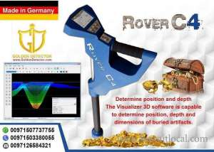 rover-c4-a-3d-ground-scanner-and-metal-detector in kuwait