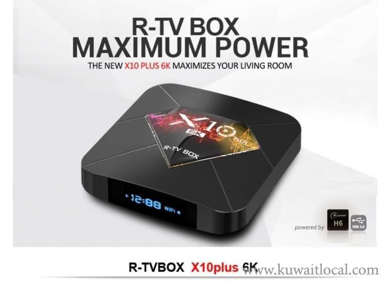 x-10-plus-android-tv-box-kuwait