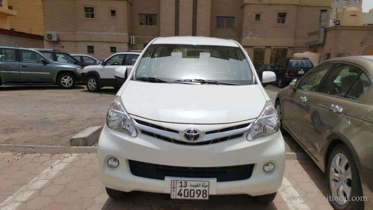 toyota-avanza-2015-model-car-for-sale-kuwait
