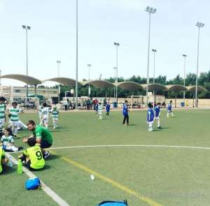 NEW SEASON AT PREMIER SPORT ACADEMY in kuwait