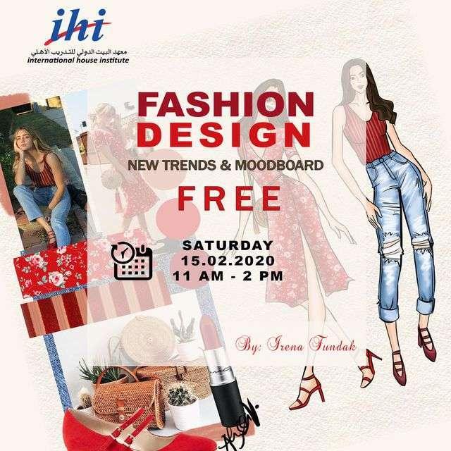 Fashion Design Workshop2 Kuwait Local