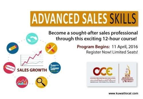 advanced-sales-skills-kuwait