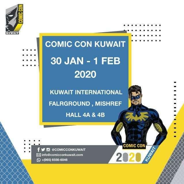 comic-con-kuwait