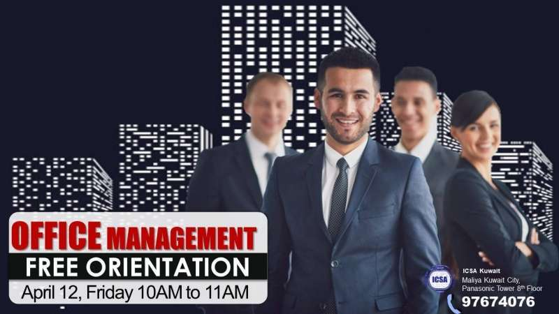 free-orientation-for-office-management-course-kuwait