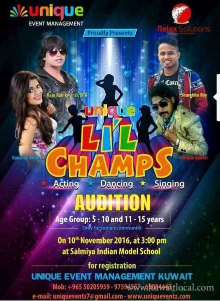 unique-little-champ-competition-and-diwali-dhamaka-kuwait