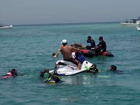 yacht-trip-to-kubbar-islands-kuwait