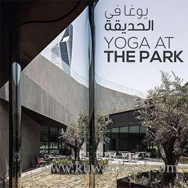 yoga-at-the-park---hatha-yoga-kuwait