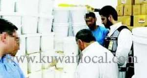 municipality-conducted-inspection-campaign-and-destroyed-half-a-ton-of-rotten-food_kuwait