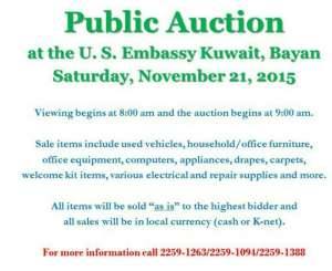 public-auction-at-u.s.a-embassy-in-kuwait---21-nov_kuwait