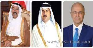 qatar-and-iraq-call-to-voice-concern-over-amirs-health_kuwait