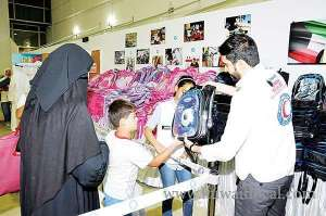 low-income-families-in-kuwait-aided-at-start-of-scholastic-year_kuwait