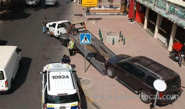 unidentified-kuwaiti-motorist-insults-traffic-police-for-issuing-citation_kuwait