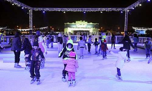 public-authority-for-sports-inaugurated-winterland-village_kuwait