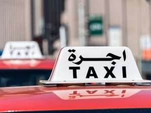 with-public-transportation-halted-private-cars-operate-as-taxis-in-kuwait_kuwait