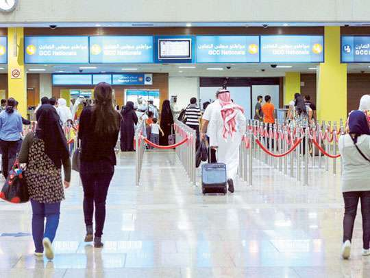 Indians Continue To Arrive In Kuwait Via Dubai Kuwait Local