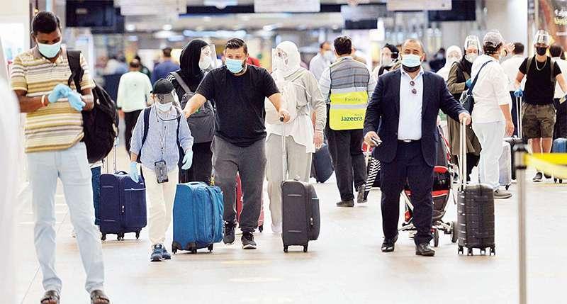 Dubai Preferred Transit Destination For Returning Expats Kuwait Local