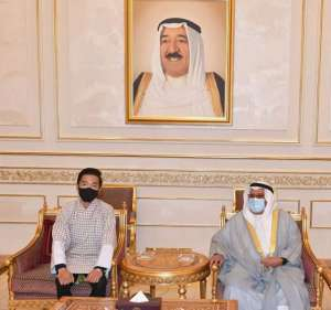 bhutan-kings-representative-arrives-to-offer-condolences-over-late-kuwait-ruler_kuwait